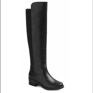 Women's Katressa Black Boots Size new